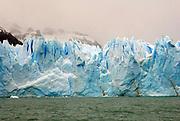 Upsala Glacier southern Patagonia.