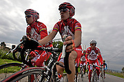 Colombia es Pasion Team Training Ride (2009) - Bogota - Colombia