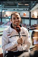 Francois Pervis - 27.01.2015 -Entrainement Equipe de France de cyclisme sur piste - Saint Quentin en Yvelines <br />Photo : Anthony Dibon / Icon Sport