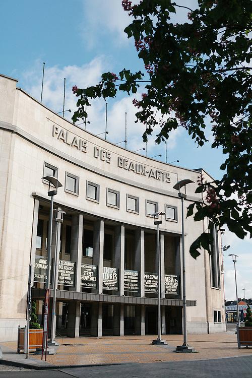 Palaies Des Beaux-Arts, Charleroi