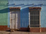 Walls of Trinidad Cuba, Cuba