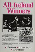 All Ireland Senior Hurling Championship Final,.07.09.1986, 09.07.1986, 7th September, 1986,.07091986AISHCF,.Cork 4-13, Galway 2-15,.Minor Cork v Offaly,.Senior Cork v Galway,..The Irish Press, Evening Press, The Sunday Press, .