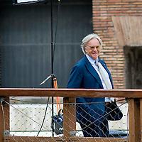Diego Della Valle presenta il restauro del Colosseo