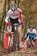 NETHERLANDS / NEDERLAND / PAYS BAS / GIETEN / CYCLING / WIELRENNEN / CYCLISME / CYCLOCROSS / VELDRIJDEN /  HANSGROHE SUPERPRESTIGE VELDRIJDEN / JUNIORS / PASCAL EENKHOORN (NED) /