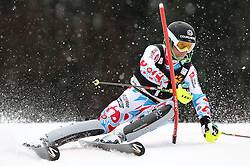 PINTURAULT Alexis of France during the 1st Run of Men's Slalom - Pokal Vitranc 2013 of FIS Alpine Ski World Cup 2012/2013, on March 10, 2013 in Vitranc, Kranjska Gora, Slovenia.  (Photo By Vid Ponikvar / Sportida.com)