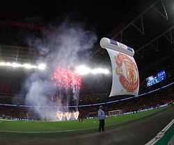 START EFL CUP FINAL, EFL Cup Final, Manchester United v Southampton FC, Wembley Stadium Sunday 26th February 2017