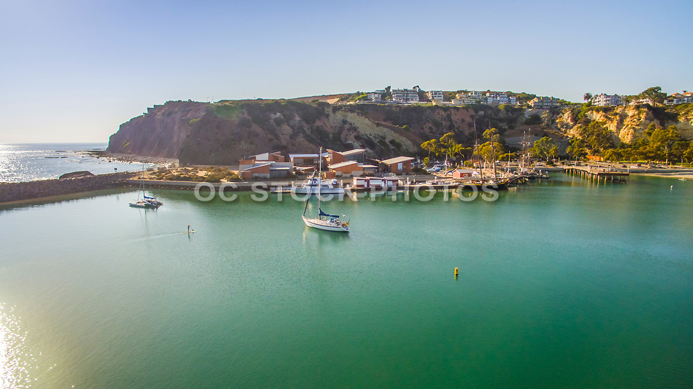 Dana Cove and Ocean Institute of Dana Point