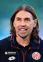 Trainer Martin Schmidt (Mainz)<br /> Wolfsburg, 02.10.2016, Fussball Bundesliga, VfL Wolfsburg - 1. FSV Mainz 05<br /> <br /> Norway only