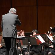 2015-04-21 KU Symphonic band, Guest Conductor Robert Jorgensen (Ridgway)