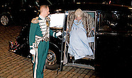 Danish royal family attend New Years reception 2016