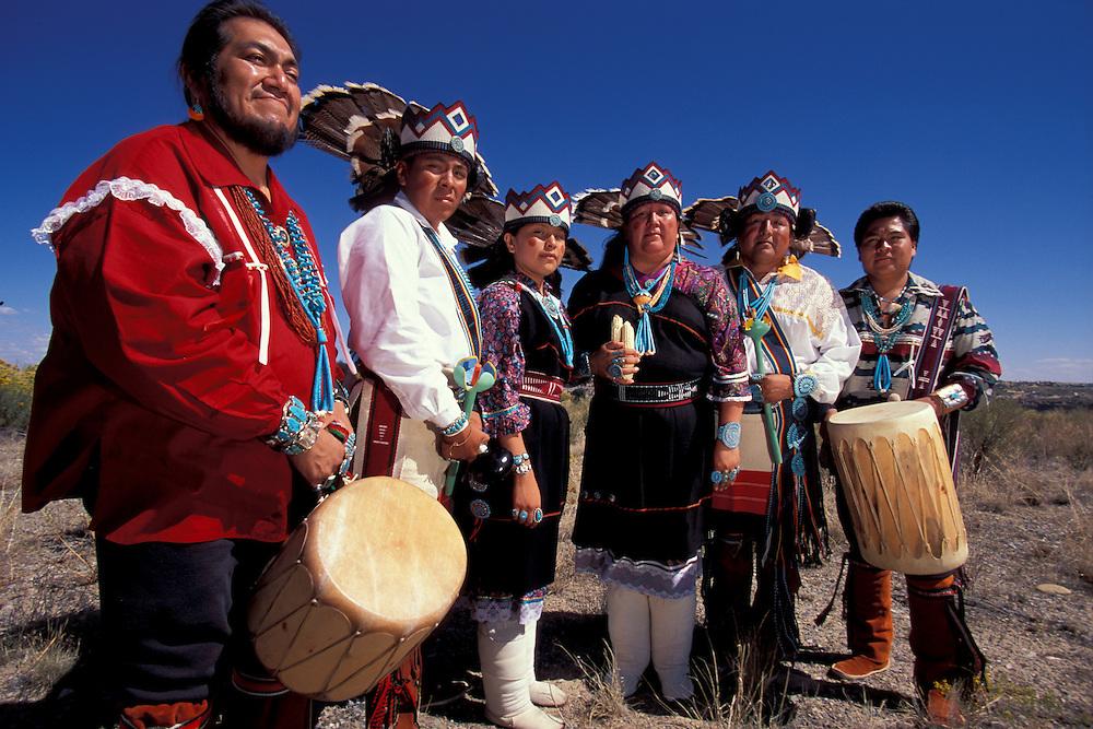 Fully Released, Acoma Pueblo Dancers,  Native American Days,  Farmington, Native Americans, New mexico, USA