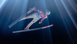 05.01.2016, Paul Ausserleitner Schanze, Bischofshofen, AUT, FIS Weltcup Ski Sprung, Vierschanzentournee, Qualifikation, im Bild Stefan Hula (POL) // Stefan Hula of Poland during his Qualification Jump for the Four Hills Tournament of FIS Ski Jumping World Cup at the Paul Ausserleitner Schanze, Bischofshofen, Austria on 2016/01/05. EXPA Pictures © 2016, PhotoCredit: EXPA/ JFK
