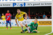 Dagenham and Redbridge v Brentford 120814