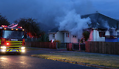 Rotorua-Resident injured in house fire