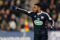 JOIE  Alexandre LACAZETTE  - 20.01.2015 - Nantes / Lyon  - Coupe de France 2014/2015<br />