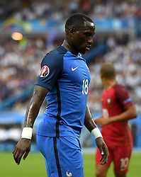Moussa Sissoko of France  - Mandatory by-line: Joe Meredith/JMP - 10/07/2016 - FOOTBALL - Stade de France - Saint-Denis, France - Portugal v France - UEFA European Championship Final