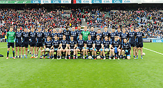 All Ireland Club Final Croke Park feb 2017