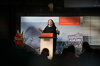 DEU, Deutschland, Germany, Berlin, 10.12.2018: Willy Brandt Lecture der Bundeskanzler-Willy-Brandt-Stiftung mit dem Digitalpionier und Autor Jaron Lanier. Foto: Jens Jeske/Bundeskanzler-Willy-Brandt-Stiftung