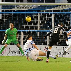 Morton v Queen of the South   Scottish Championship   14 November 2015