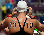 London 2012 Olympic-Open Water