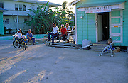 Early morning, George Town, Grand Cayman, Cayman Islands, British West Indies,