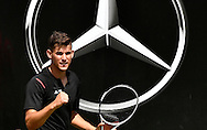 Dominic Thiem during the Mercedes Cup at Tennisclub Weissenhof, Stuttgart, Germany.<br /> Picture by EXPA Pictures/Focus Images Ltd 07814482222<br /> 10/06/2016<br /> *** UK &amp; IRELAND ONLY ***<br /> EXPA-EIB-160610-0144.jpg