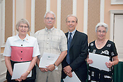 182532007 Outstanding Administrator Awards and Recognition of Administrator's Years of Service...Retiring  Staff