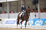 Marieke van der Putten - Vitalis<br /> FEI World Breeding Dressage Championships for Young Horses 2012<br /> © DigiShots