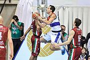 DESCRIZIONE : Final Eight Coppa Italia 2015 Desio Quarti di Finale Umana Reyer Venezia - Enel Brindisi<br /> GIOCATORE : Massimo Bulleri<br /> CATEGORIA : Tiro Penetrazione Sottomano Controcampo<br /> SQUADRA : Enel Brindisi<br /> EVENTO : Final Eight Coppa Italia 2015 Desio<br /> GARA : Umana Reyer Venezia - Enel Brindisi<br /> DATA : 20/02/2015<br /> SPORT : Pallacanestro <br /> AUTORE : Agenzia Ciamillo-Castoria/L.Canu