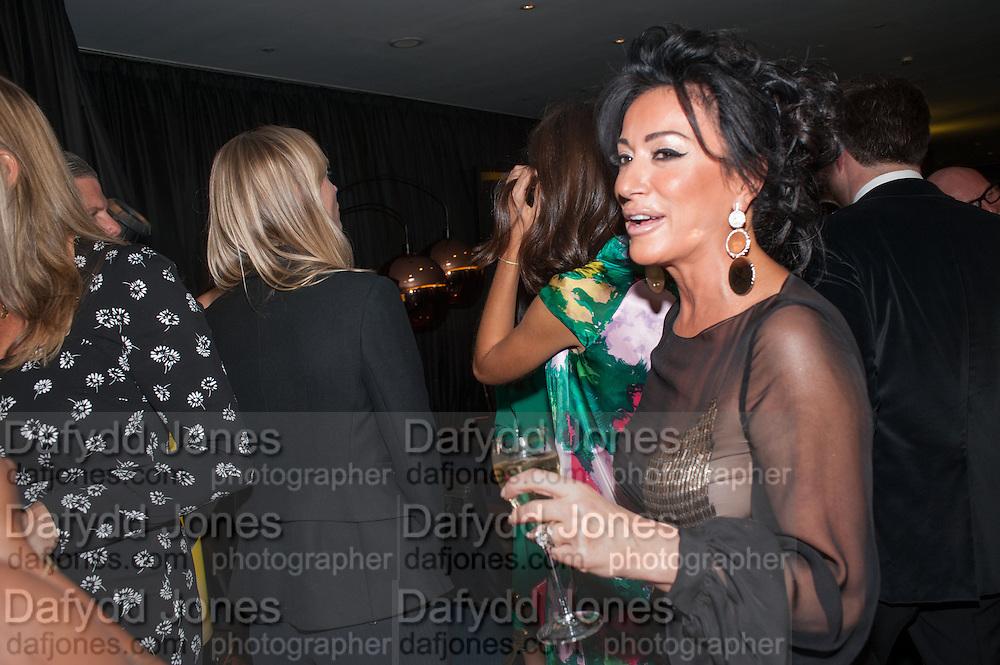NANCY DELL D'OLIO, 2012 GQ Men of the Year Awards,  Royal Opera House. Covent Garden, London.  3 September 2012