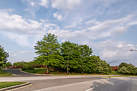 Exterior Image of Troy Hill Corporate Center Campus by Jeffrey Sauers of Commercial Photographics, Architectural Photo Artistry in Washington DC, Virginia to Florida and PA to New England