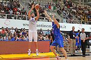 TRENTO, 26/07/2012<br /> TRENTINO BASKET CUP 2012<br /> ITALIA - BOSNIA ED ERZEGOVINA<br /> NELLA FOTO: STEFANO MANCINELLI<br /> FOTO CIAMILLO