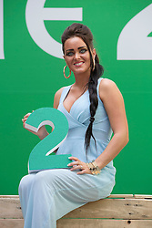 Repro Free: 11/09/2014<br /> Kelly McDonagh Mongan  from meet the McDonaghs pictured at the RT&Eacute; Two New Season Launch in Gateway House, Capel Street. Picture Andres Poveda