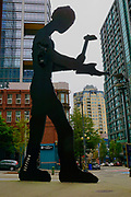Seattle Art Museum,(SAM) Seattle, Washington