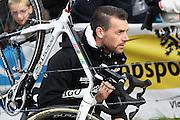 BELGIUM / BELGIQUE / BELGIE / CYCLOCROSS / VELDRIJDEN / CYCLO-CROSS / CYCLING / OVERIJSE / DRUIVENCROSS / ELITE / JAN VERSTRAETEN /
