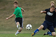 Pitman Summer League Soccer at Alcyon Park in Pitman, NJ on Tuesday July 10, 2012. (photo / Mat Boyle)