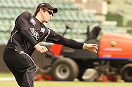 during the Central Stags training session held at St Georges Park in Port Elizabeth on the 17 September 2010..Photo by: Shaun Roy/SPORTZPICS/CLT20