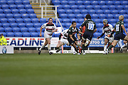 Reading, GREAT BRITAIN,  during the EDF Energy Cup, rugby match, London Irish vs Saracens at the Madejski  Stadium, ENGLAND, 30/09/2006. [Photo, Peter Spurrier/Intersport-images]..