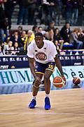 Mouhammadou Jaiteh<br /> FIAT Torino - Grissin Bon Reggio Emilia<br /> Lega Basket Serie A 2018-2019<br /> Torino 03/02/2019<br /> Foto M.Matta/Ciamillo & Castoria