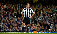 Photo: Alan Crowhurst.<br />Chelsea v Newcastle United. The FA Cup. 22/03/2006. Alan Shearer's FA Cup dream is over.