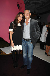 GARY LINEKER and DANIELLE BUX at a receotion to launch the Kiss It Better Appeal in aid of the Great Ormond Street Hosoital supported by Clinique - held at Harrods, Knightsbridge, London on 30th January 2008.<br /> <br /> NON EXCLUSIVE - WORLD RIGHTS (EMBARGOED FOR PUBLICATION IN UK MAGAZINES UNTIL 1 MONTH AFTER CREATE DATE AND TIME) www.donfeatures.com  +44 (0) 7092 235465