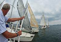 Winnipesaukee Yacht Club Race Week July, 2011.