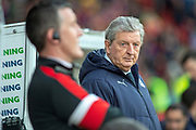 Crystal Palace Manager Roy Hodgson during the The FA Cup 5th round match between Doncaster Rovers and Crystal Palace at the Keepmoat Stadium, Doncaster, England on 17 February 2019.
