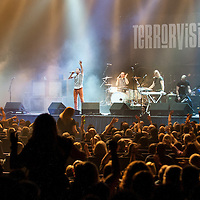 Terrorvision at The Clyde Auditorium, Glasgow, Britain - 18th February 2016