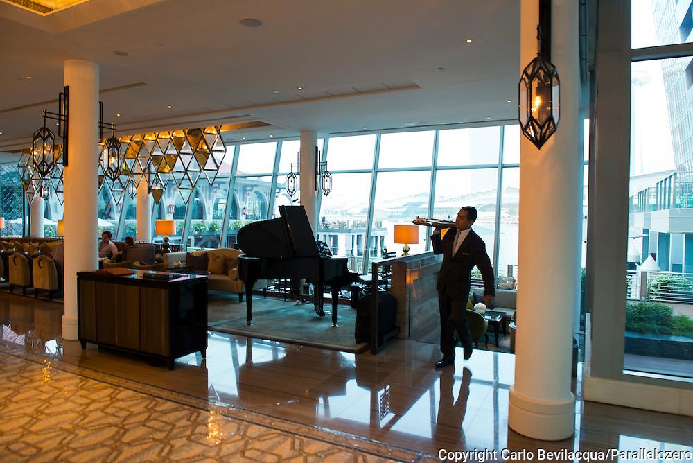 Singapore - Fullerton Bay Hotel