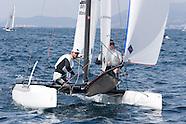 2014 ISAF Sailing World Cup | Nacra 17