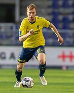 FODBOLD: Simon Tibbling (Brøndby IF) under kampen i Superligaen mellem Brøndby IF og FC Midtjylland den 20. maj 2019 på Brøndby Stadion. Foto: Claus Birch.