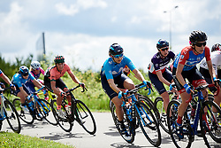 Roxane Fournier (FRA) at Stage 2 of 2019 OVO Women's Tour, a 62.5 km road race starting and finishing in the Kent Cyclopark in Gravesend, United Kingdom on June 11, 2019. Photo by Sean Robinson/velofocus.com