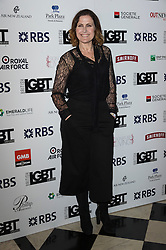 © Licensed to London News Pictures. 13/05/2016.ALISON MOYET attends the British LGBT Awards 2016. London, UK. Photo credit: Ray Tang/LNP