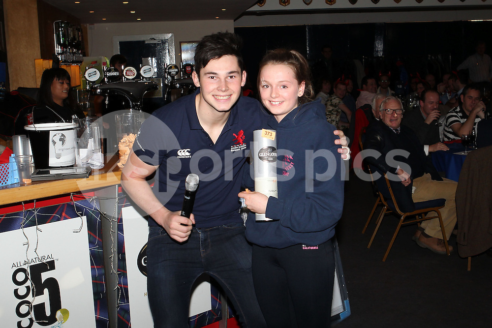 Hospitality during the B&amp;I Cup match between London Scottish &amp; Pontypridd at Richmond, Greater London on 13th December 2014<br /> <br /> Photo: Ken Sparks | UK Sports Pics Ltd<br /> London Scottish v Pontypridd, B&amp;I Cup, 13th December 2014<br /> <br /> &copy; UK Sports Pics Ltd. FA Accredited. Football League Licence No:  FL14/15/P5700.Football Conference Licence No: PCONF 051/14 Tel +44(0)7968 045353. email ken@uksportspics.co.uk, 7 Leslie Park Road, East Croydon, Surrey CR0 6TN. Credit UK Sports Pics Ltd